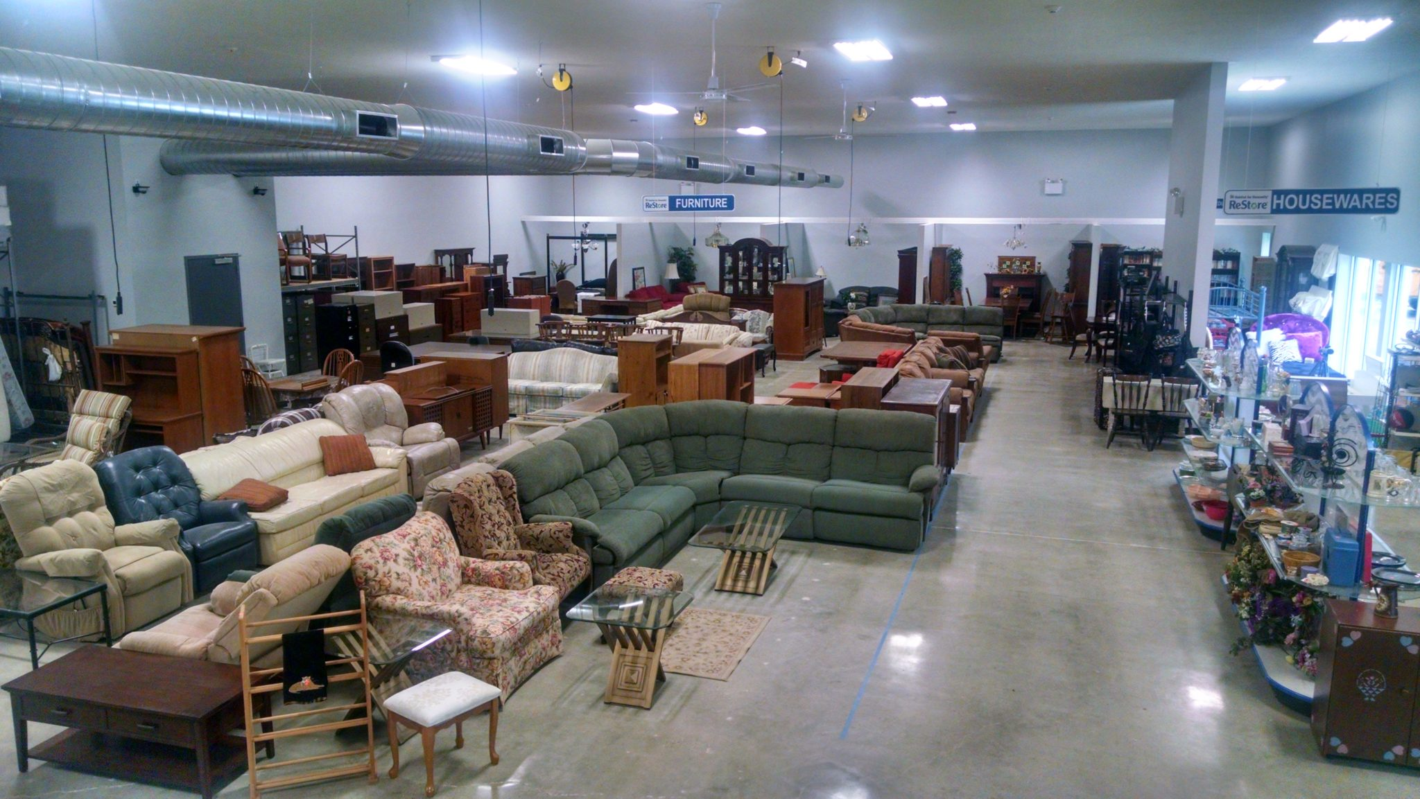 The Habitat For Humanity Restore Habitat For Humanity Of