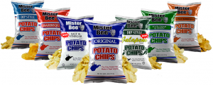 Mister Bee Potato Chips